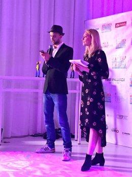 Entrega de los premios de Evolution! Mallorca International Film Festival