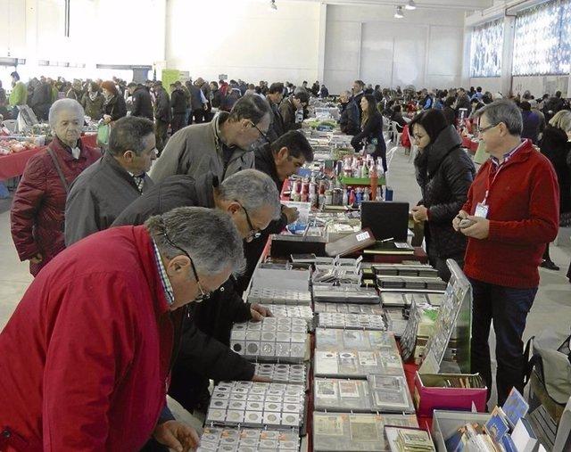 Feria del Coleccionismo en Villanueva de la Serena