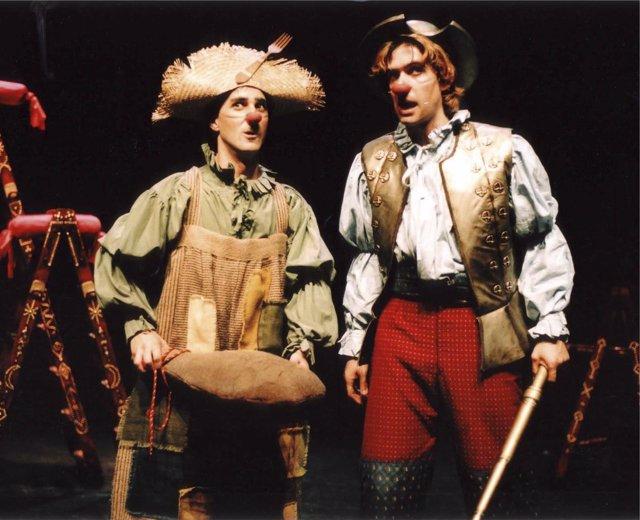 Clown Quijote / Txikitxoko