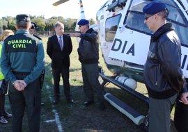 La Guardia Civil rescata a 197 personas en montañas de la Comunitat en 2016