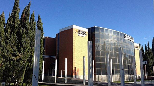 Sede del CEEIAragon.