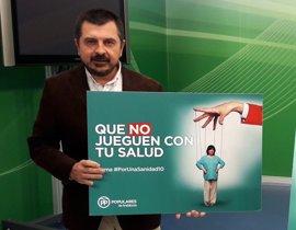 PP-A destaca que su campaña sobre sanidad cosecha más de 560 denuncias en tres semanas