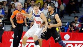 El Real Madrid arrebata el liderato a Iberostar Tenerife