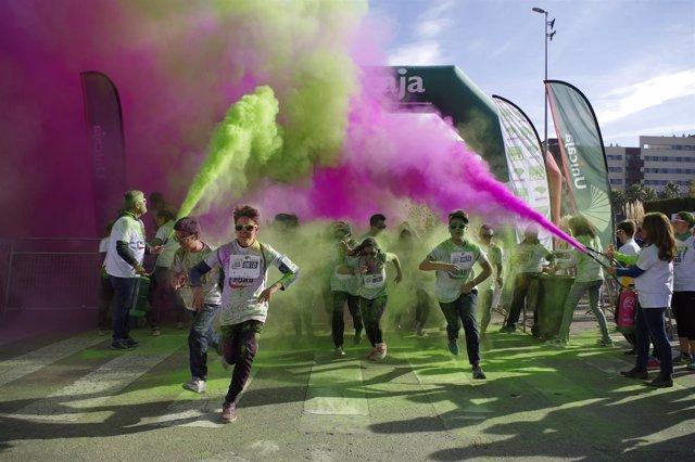 Unicaja Color Road en Jaén