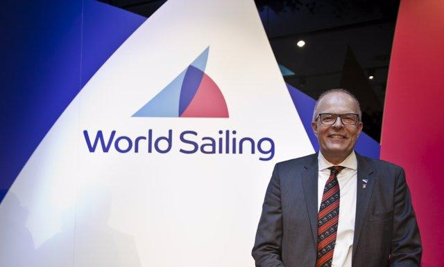 Kim Andersen presidente Federación Internacional Vela