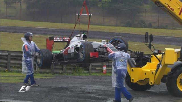 Romain Grosjean Brasil