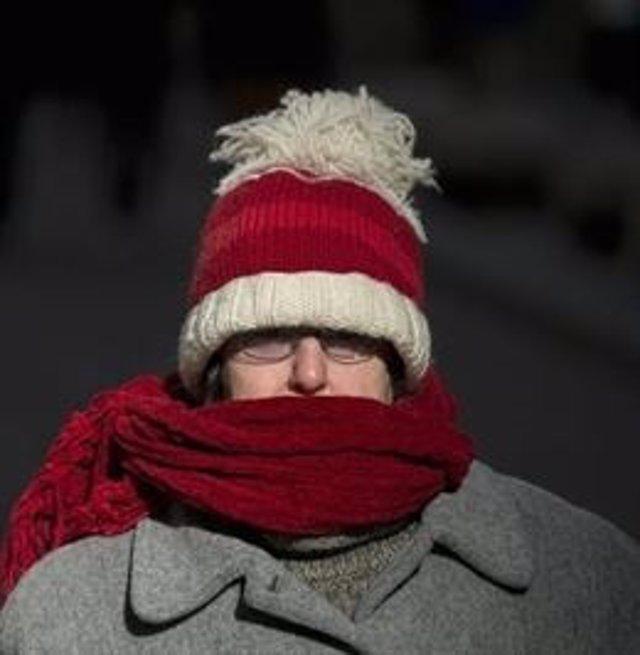 Frío en todo el país