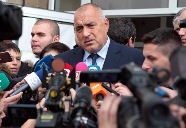 Dimite el primer ministro búlgaro, Boiko Borisov