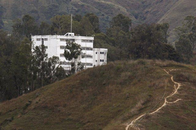 La cárcel militar de Ramo Verde (Caracas)