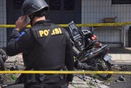 Al menos cinco detenidos por un ataque contra una iglesia en Indonesia