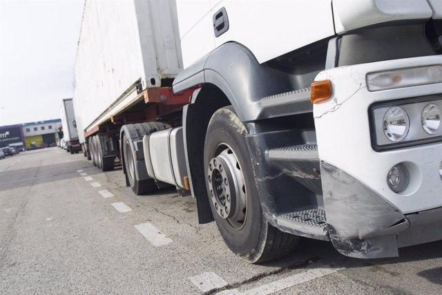 Transporte, transportes, transportista, transportistas, camión , camiones