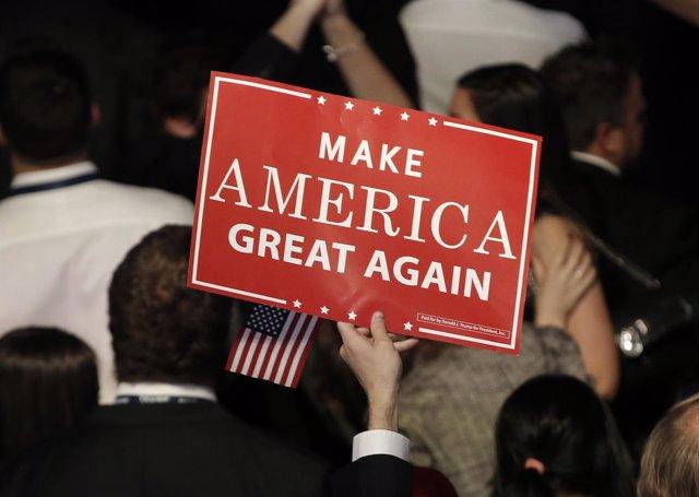 Elecciones presidenciales en Estados Unidos