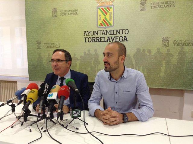 Cruz Viadero y López Estrada informan de primeros pasos para el plan estratégico