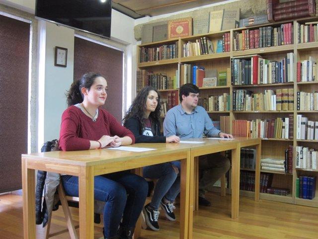 Asociaciones estudiantiles gallegas convocan huelga