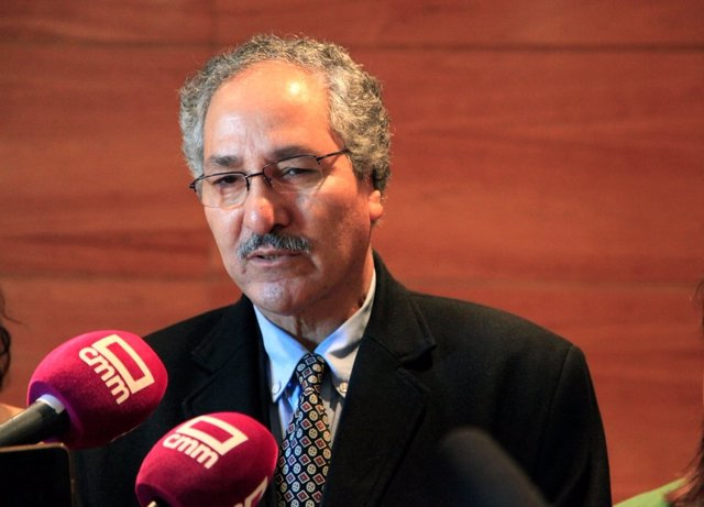 Ministro de Cooperación Saharaui