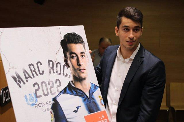 Marc Roca, renovado por el Espanyol