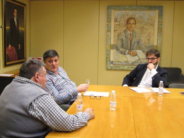 Reunión Ciudadanos con UPTA La Rioja