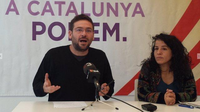 Albano Dante-Fachin y Ruth Moreta