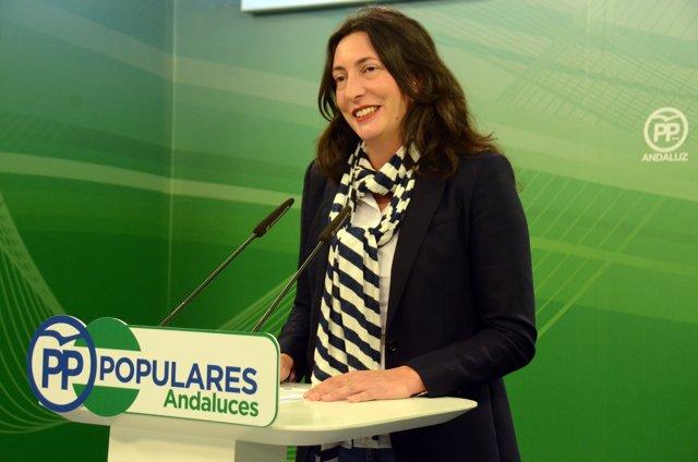 """Nota, Foto Y Audio PP Andaluz. López Exige Al PSOE Que Aclare Si """"Hizo Negocio C"""