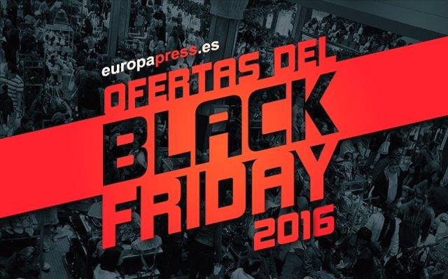 Ofertas del black friday 2016