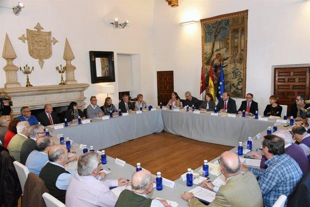 Mesa de Mayores