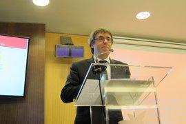 Puigdemont lamenta la actitud del PP sobre la financiación de Cataluña