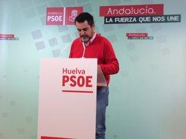 PSOE de Huelva desvincula la venta de la sede con el concierto sanitario de Los Naranjos