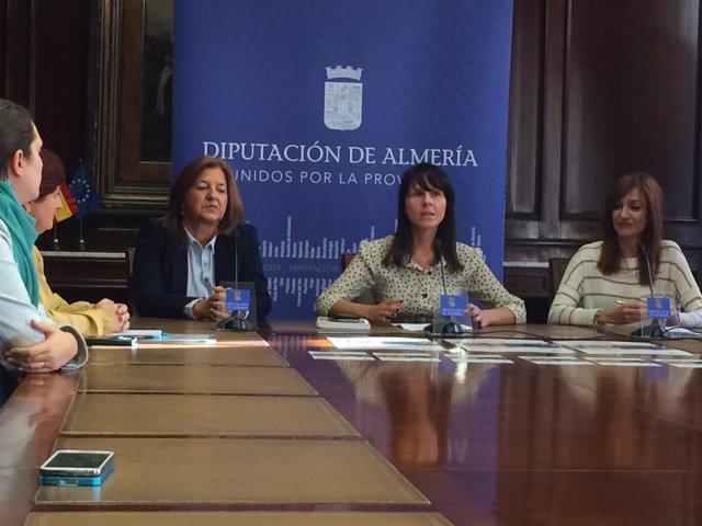 Vera y Vícar, sedes de las actividades en familia de la Diputación.