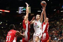 Baskonia busca su tercera victoria consecutiva en Milán