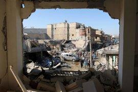 Ataques aéreos alcanzan dos hospitales zonas rebeldes al oeste de Alepo