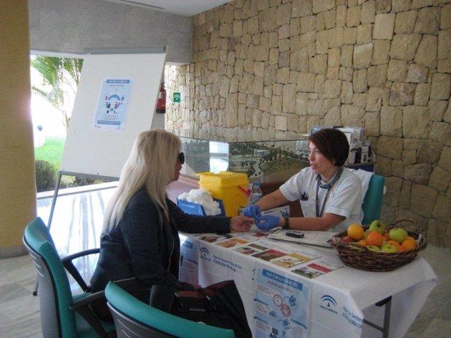 Actividades diabetes en Marbella y Benalmádena