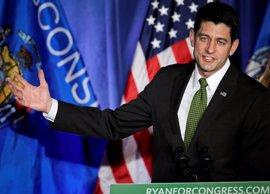 Paul Ryan se postula para seguir como presidente de la Cámara de Representantes