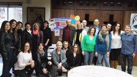 Profesores de 5 países presentan en Albacete el proyecto educativo Wargames for Peace