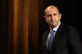 El presidente saliente y el electo abordan la formación de un Gobierno provisional para Bulgaria