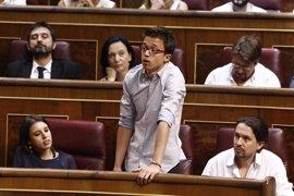 Errejón defenderá sus tesis en el próximo congreso de Podemos, pero no aclara cómo