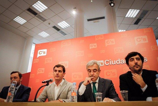 Equipo económico de Ciudadanos