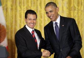 Obama resalta en una llamada a Peña Nieto la importancia de la relación con México