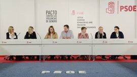 El PSOE reclama medidas preventivas y aumento de presupuesto para erradicar la violencia de género