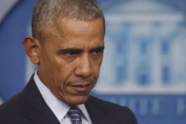El presidente estadounidense, Barack Obama
