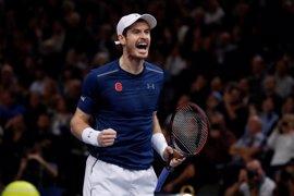 Murray estrena el número uno venciendo a Cilic y Nishikori derrota a Wawrinka