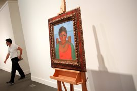Una obra de Frida Kahlo jamás exhibida en público, a subasta desde 1,5 millones de dólares