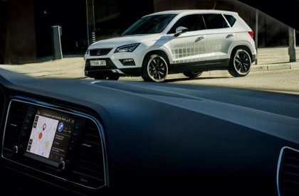 Seat presenta hoy el Ateca Smart City Car
