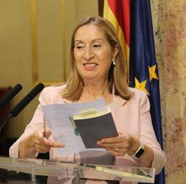 """Pastor espera que """"todos"""" estén """"a la altura"""" para que España siga creciendo en 2017"""