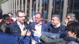 Maroto pide no interpretar en clave sucesoria el reparto de las ponencias para el Congreso del PP