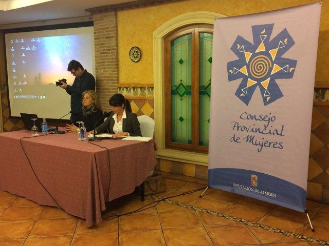 Las primeras jornadas de formación del Consejo de Mujeres han sido en Almería.