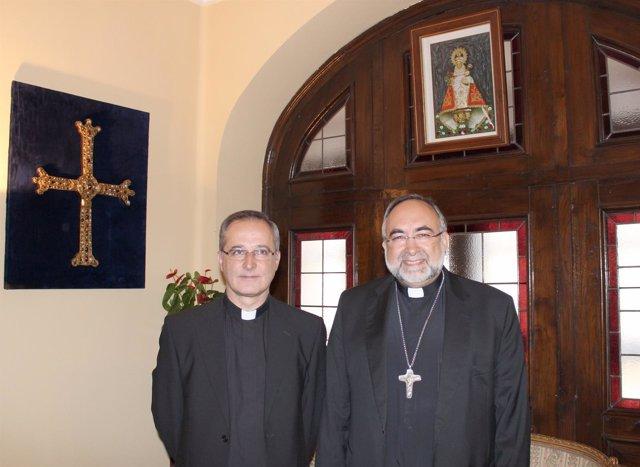 Antonio Nistal y Jesús Sanz Montes