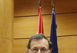 Rajoy acudirá a la primera sesión de control al Senado el próximo día 22 de noviembre