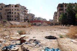Al menos tres muertos por los ataques aéreos en el este de Alepo
