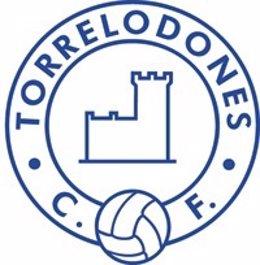 Escudo del Torrelodones CF