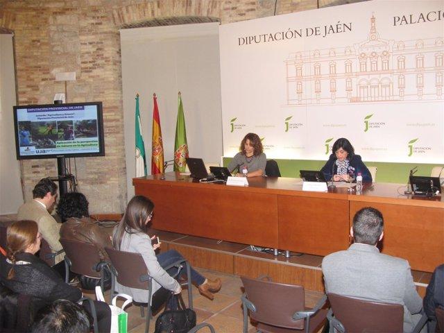 Celebración de la jornada 'Agricultura y género' .